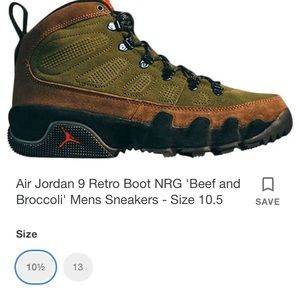 Air Jordan's ( Limited edition )